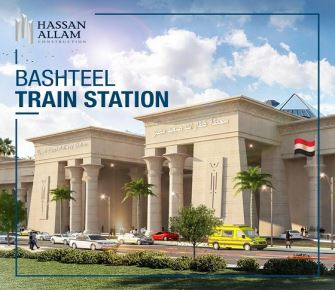 Hassan Allam Holding awarded  the design and construction of Bashteel Train Station in Giza