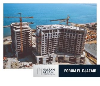 Our team in Algeria has successfully finished the first and second phase of Forum El Djazair