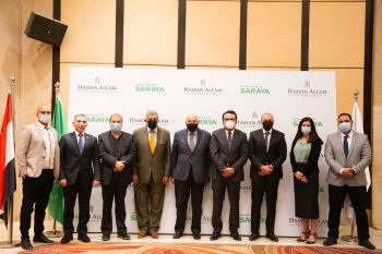 Hassan Allam Holding announced that its subsidiary Hassan Allam Technologies has won a design and build contract to implement integrated works for a new factory in the industrial complex for the Japanese company Saraya.