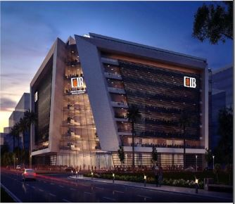 Commercial International Bank New Capital Head Quarters