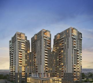 MARAKEZ has Awarded the Construction of AEON Towers to Hassan Allam Construction