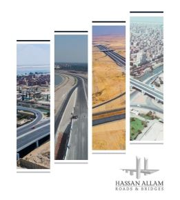 Hassan Allam Roads and Bridges receives multiple new awards to develop key roads linking the existing Fayoum Desert Road with the new Central Ring Road